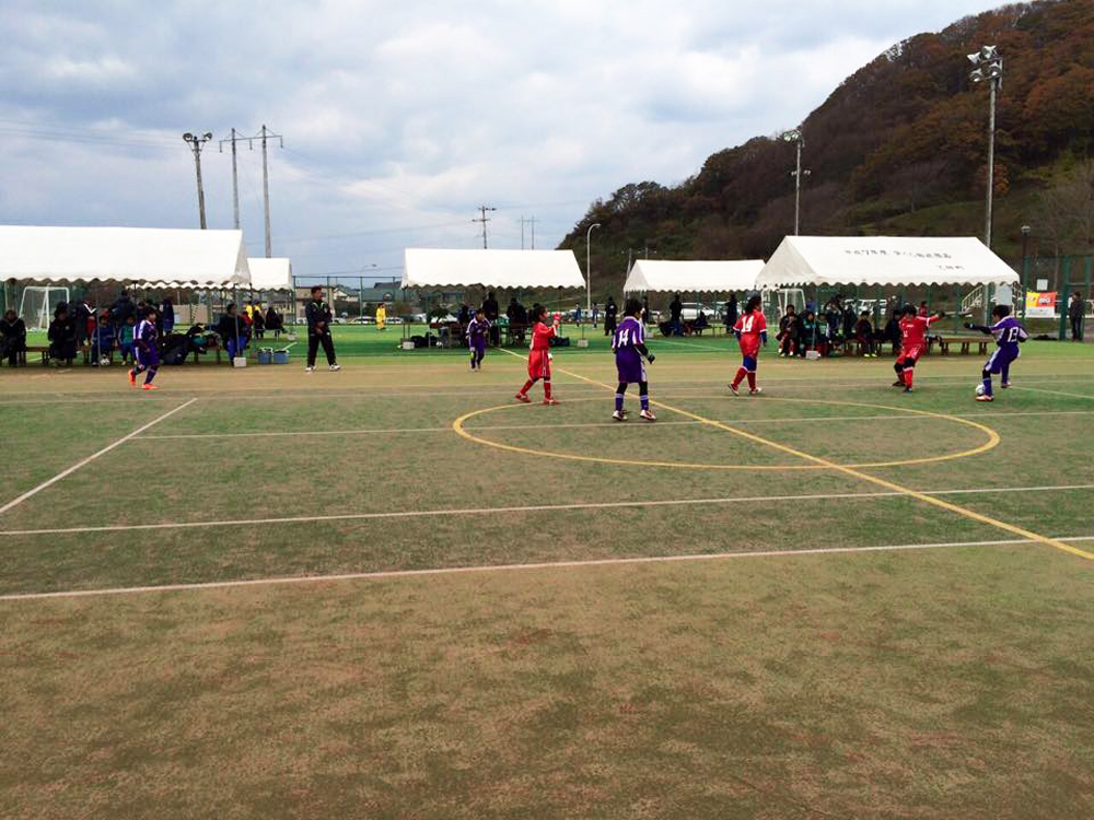 OTOBE CUP FUTSAL 2015 大会