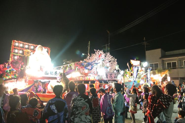 事比羅神社例大祭