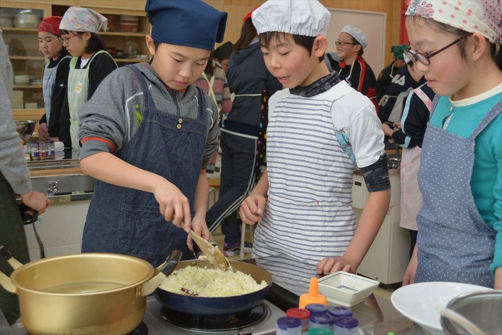 ホクレン食育教室7