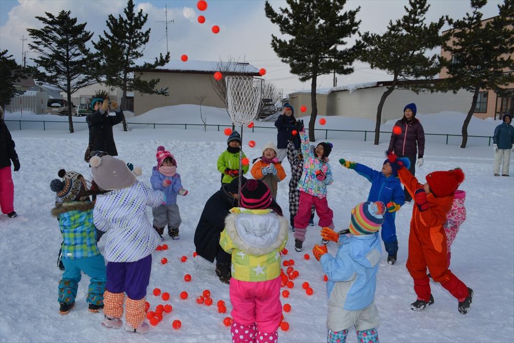 2016雪上運動会4