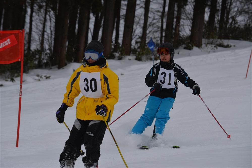 第9回町民スキー大会1