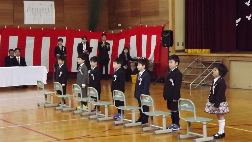 H30瀬小入学式01