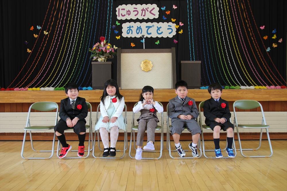 2017久遠小学校入学式2