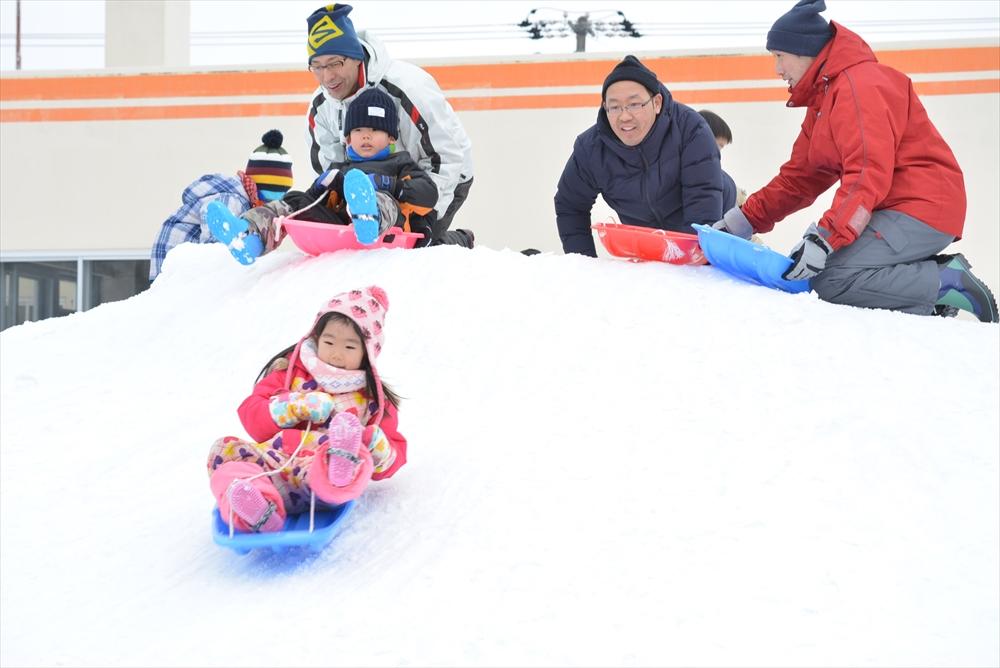 2017雪上運動会6