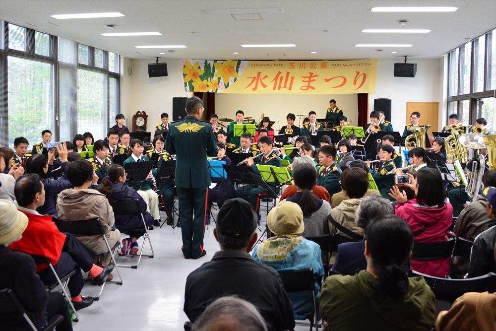 H30水仙まつり(吹奏楽)