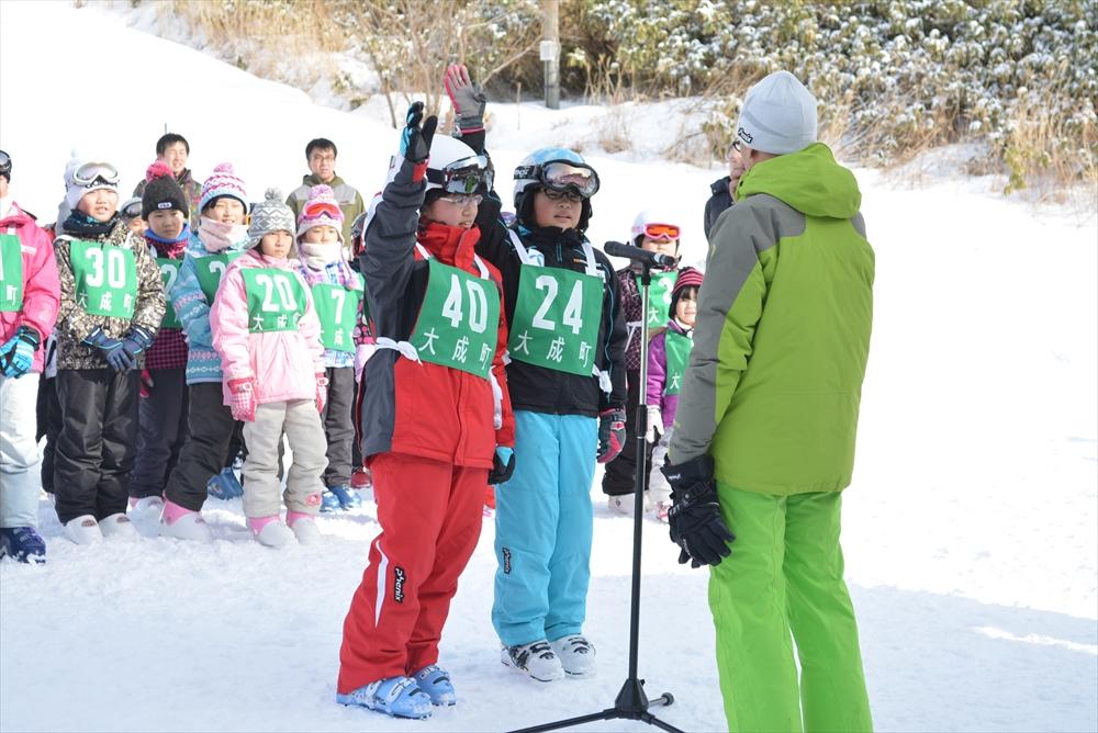 2017大成スキー大会1