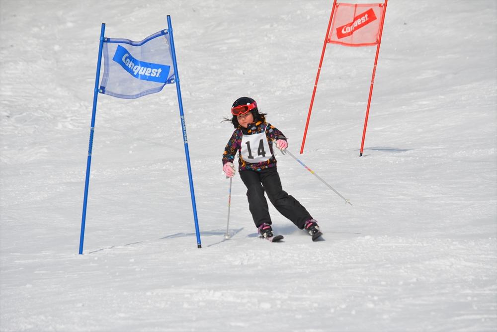 町民スキー大会2