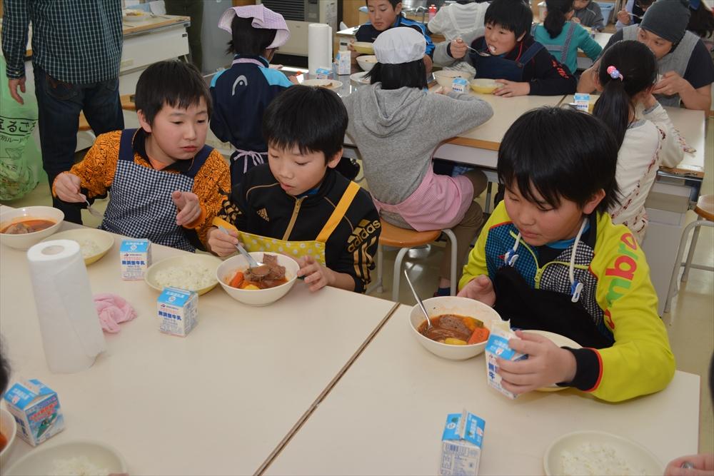 ホクレン食育教室9