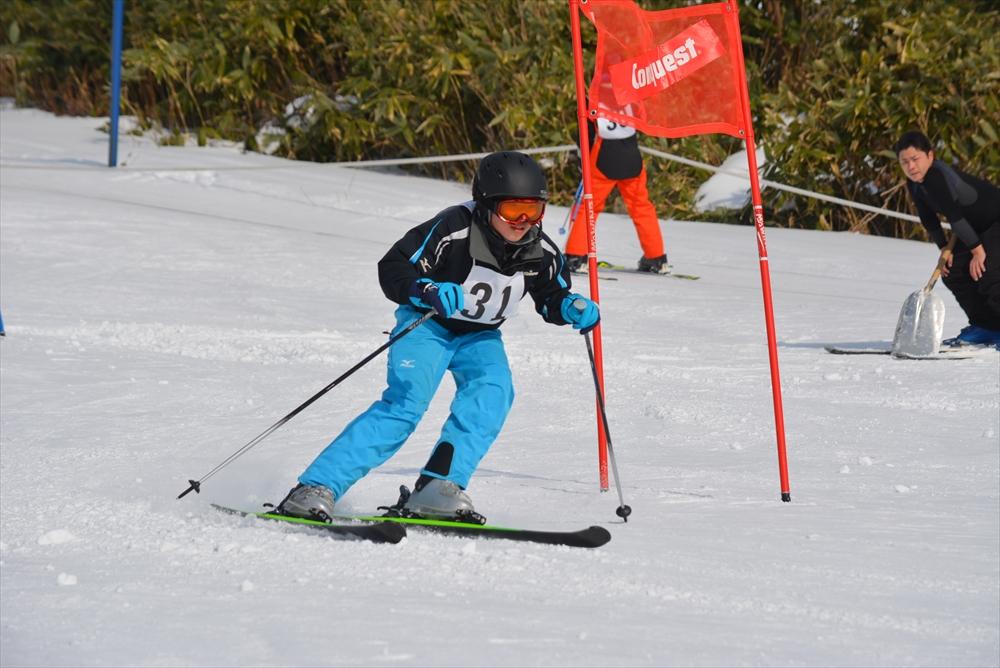 町民スキー大会6