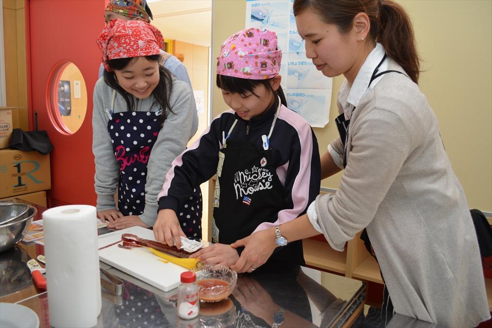 ホクレン食育教室5