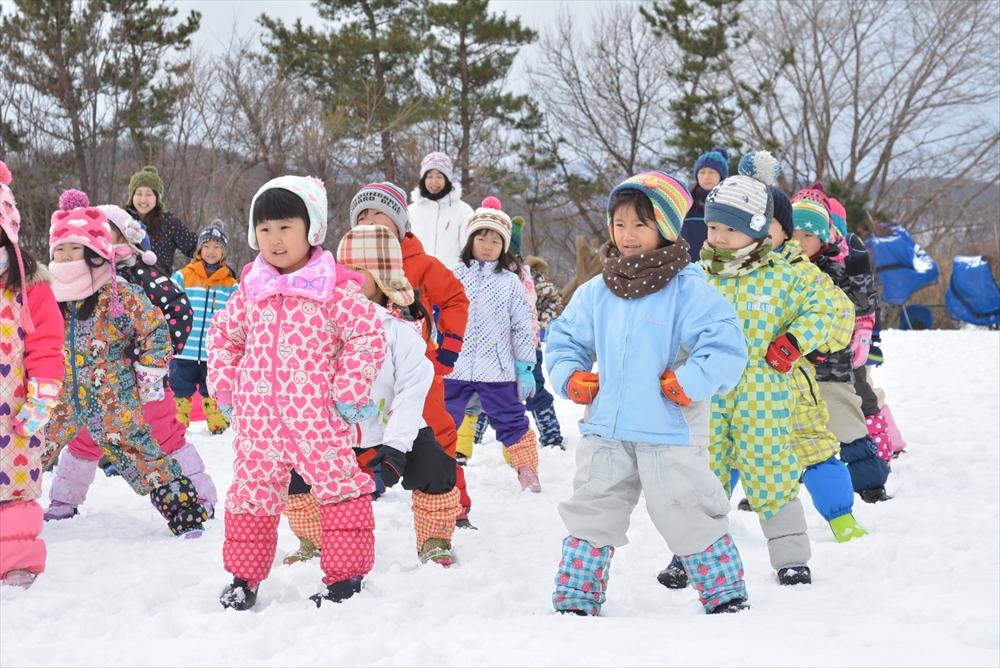 2017雪上運動会2