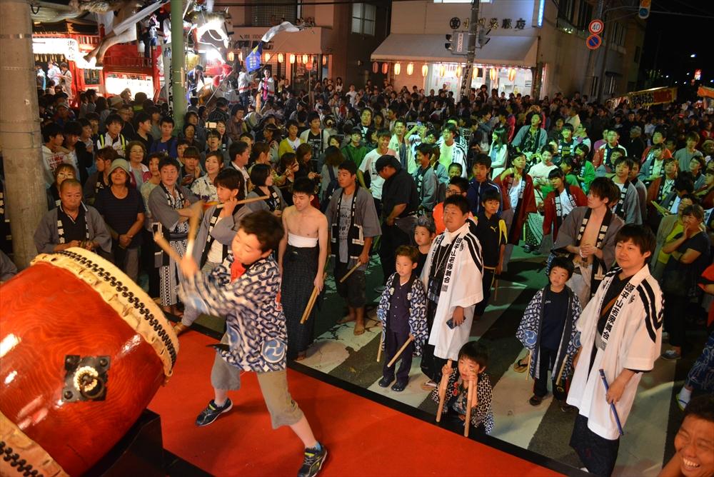 真駒内神社例大祭(北檜山区)が開催されました