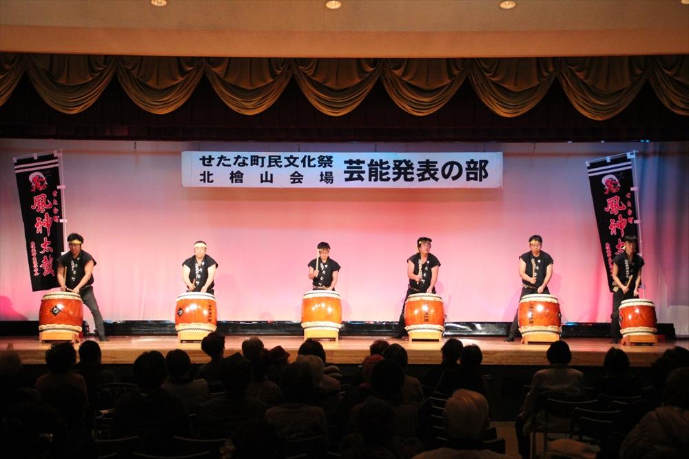 2016町民文化祭芸能の部(北檜山会場)1