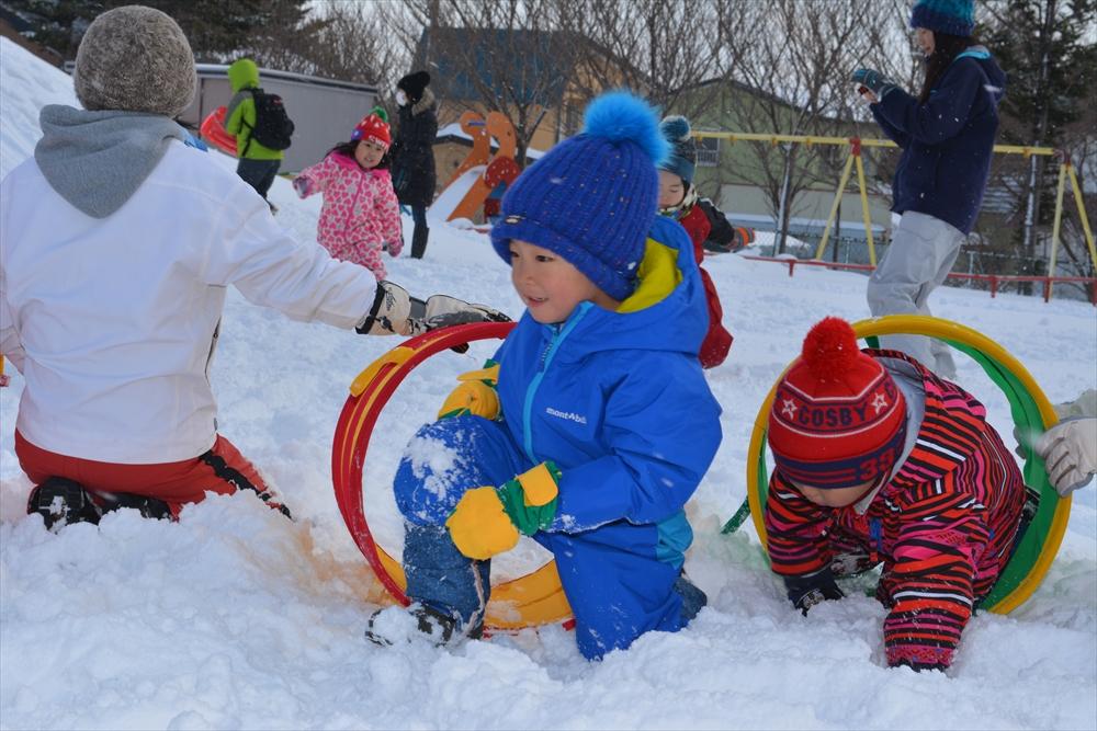 2016雪上運動会5