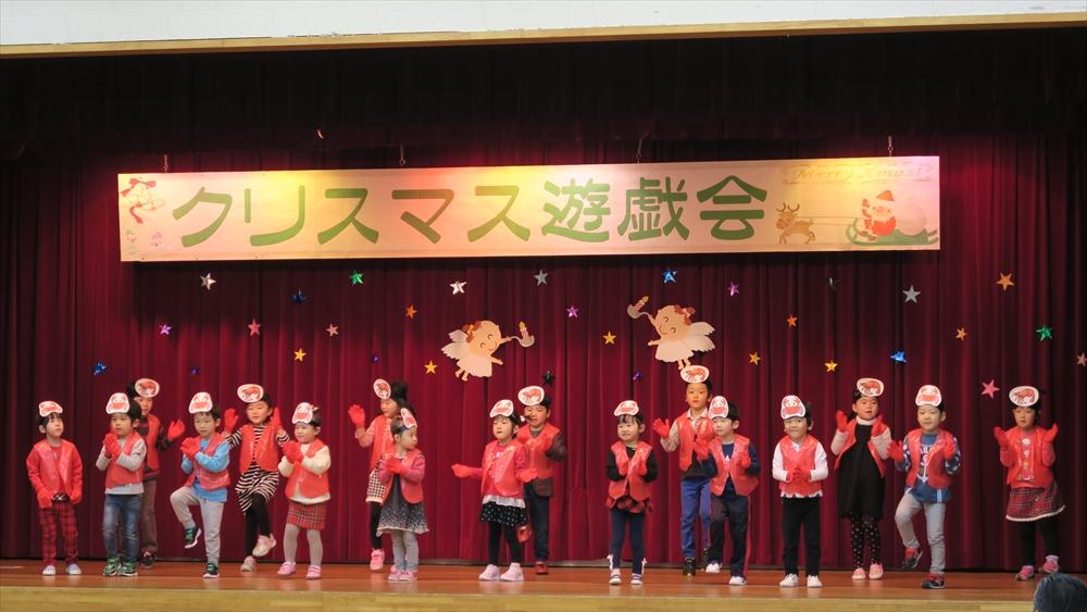 2016お遊戯会(瀬棚)1