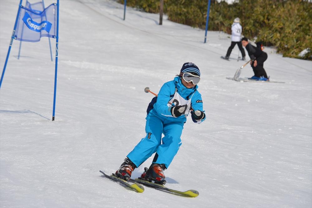 町民スキー大会5