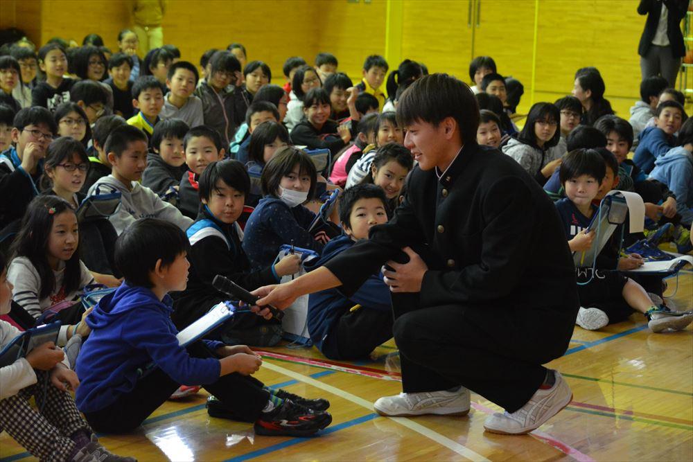 H29キャリア教育発表会02