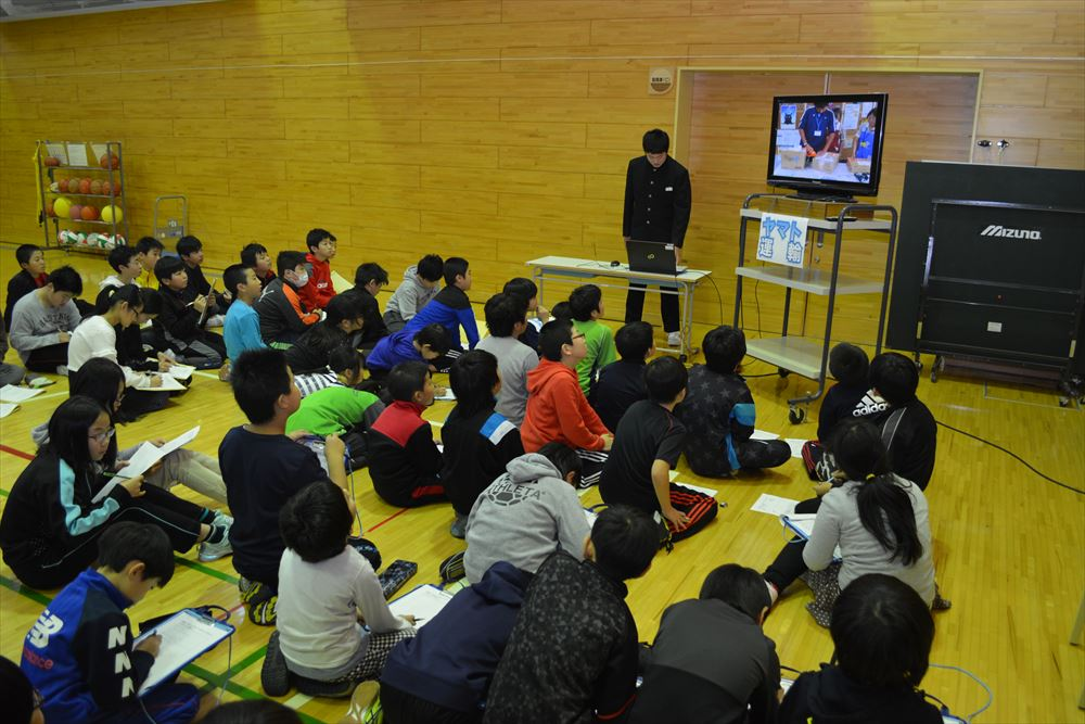 H29キャリア教育発表会04