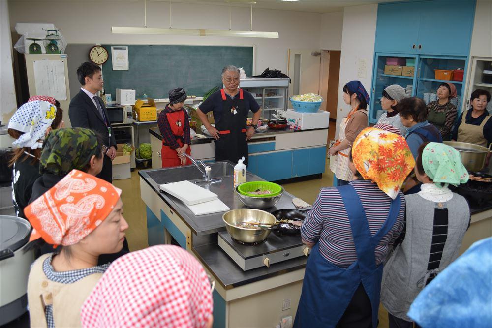 H29南極料理人事業01