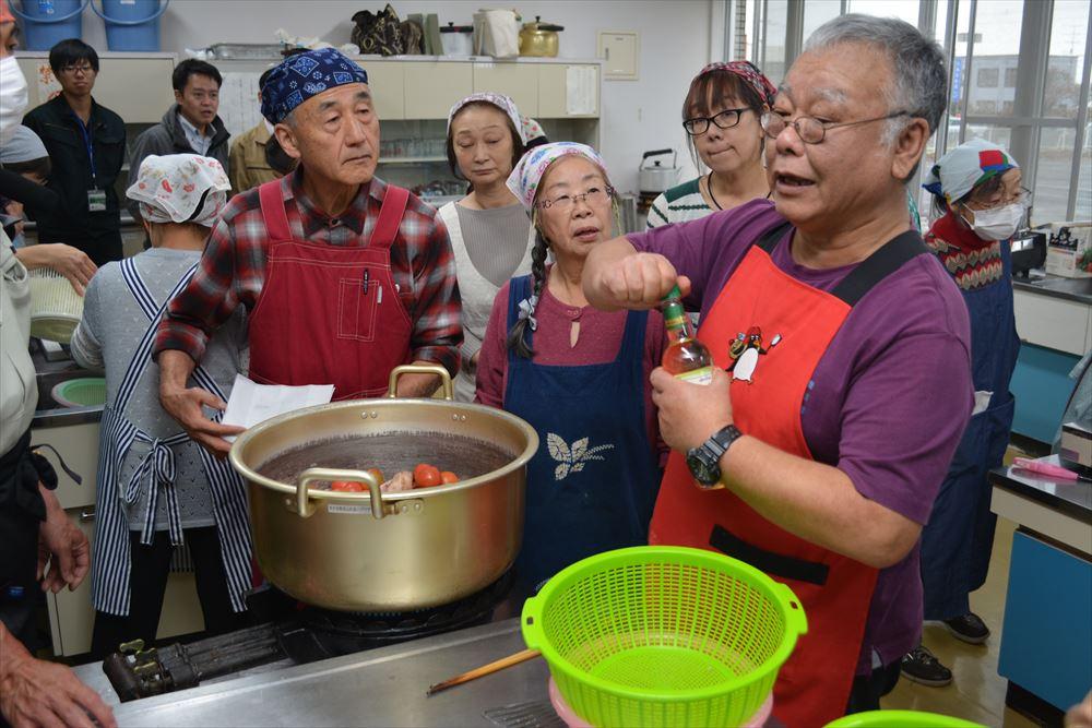 H29南極料理人事業03