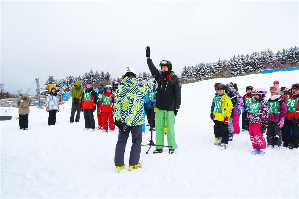 H30大成スキー大会01