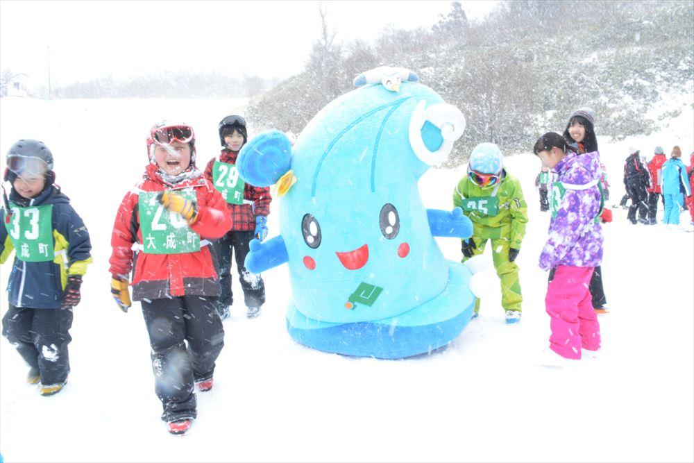 H30大成スキー大会06
