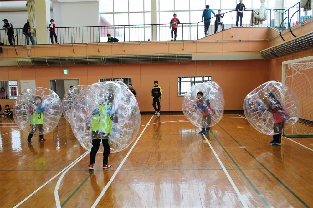 H30バブルサッカー01