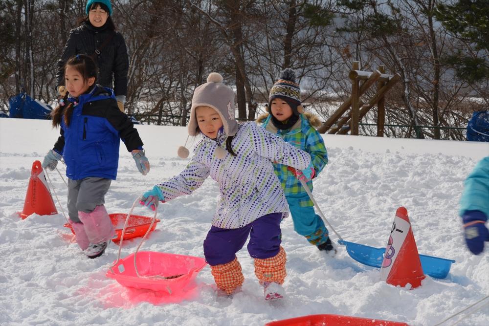 2016雪上運動会3