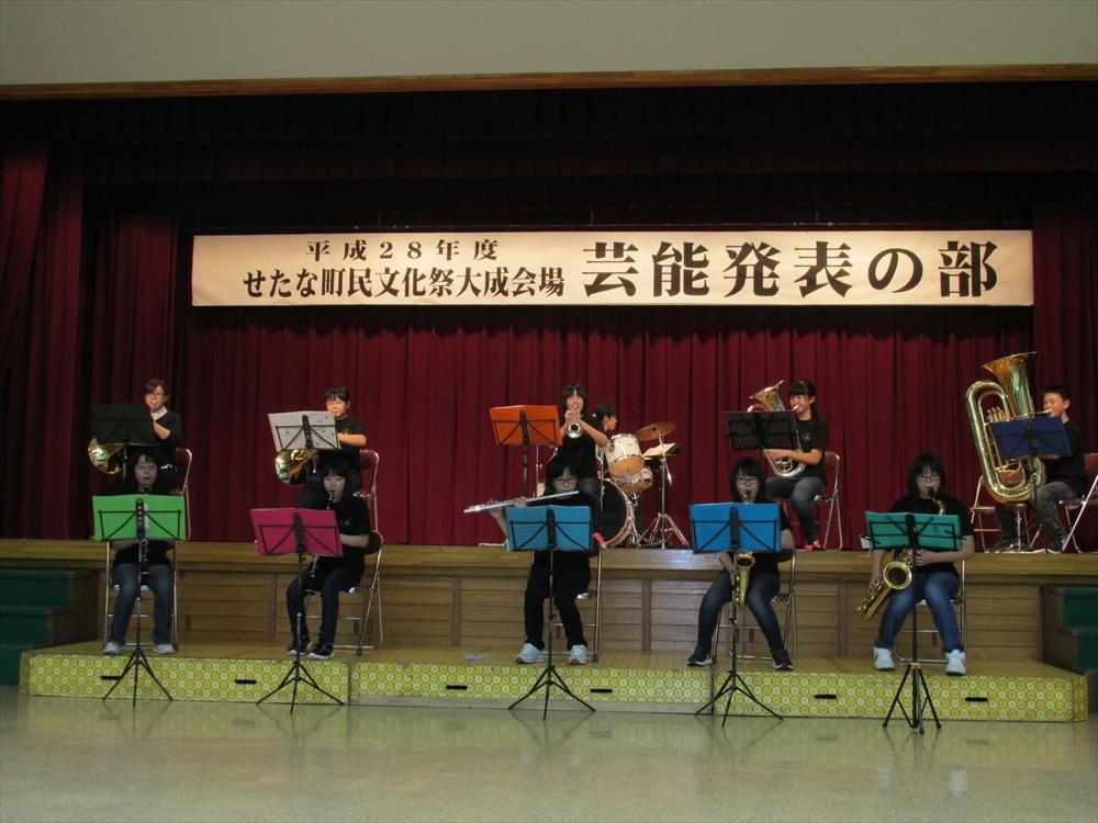2016町民文化祭芸能の部(大成会場)1