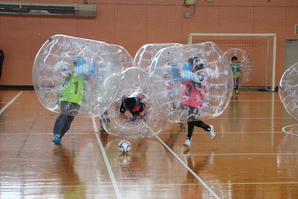 H30バブルサッカー02