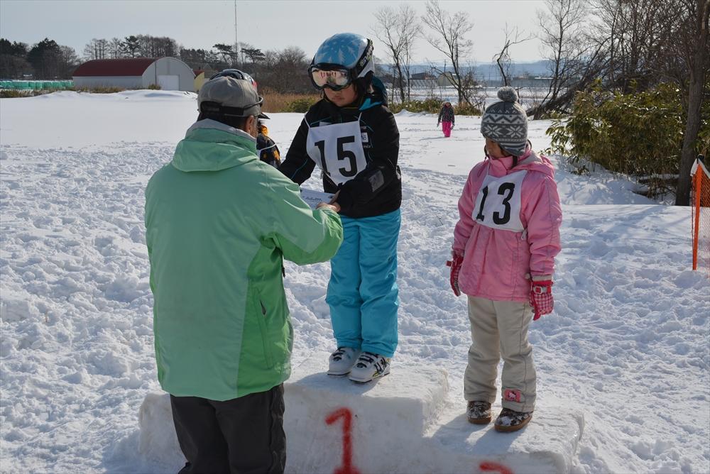 町民スキー大会7