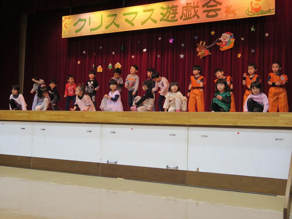 H29瀬棚保育所お遊戯会01