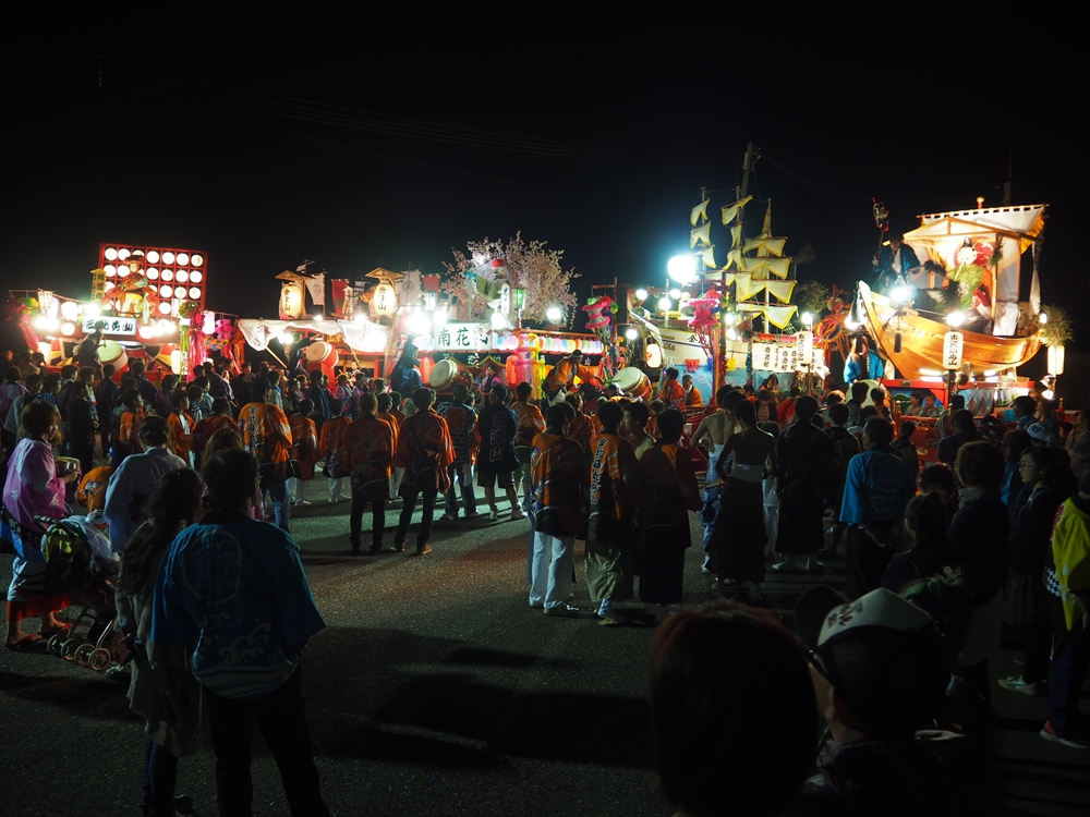 事比羅神社例大祭(瀬棚区)が開催されました