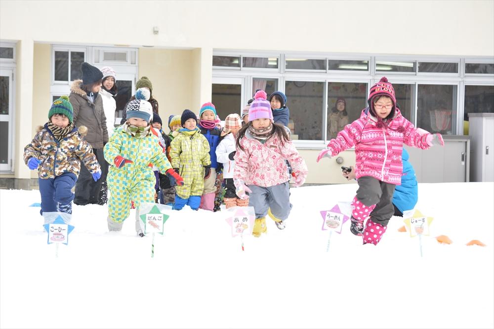 2017雪上運動会3