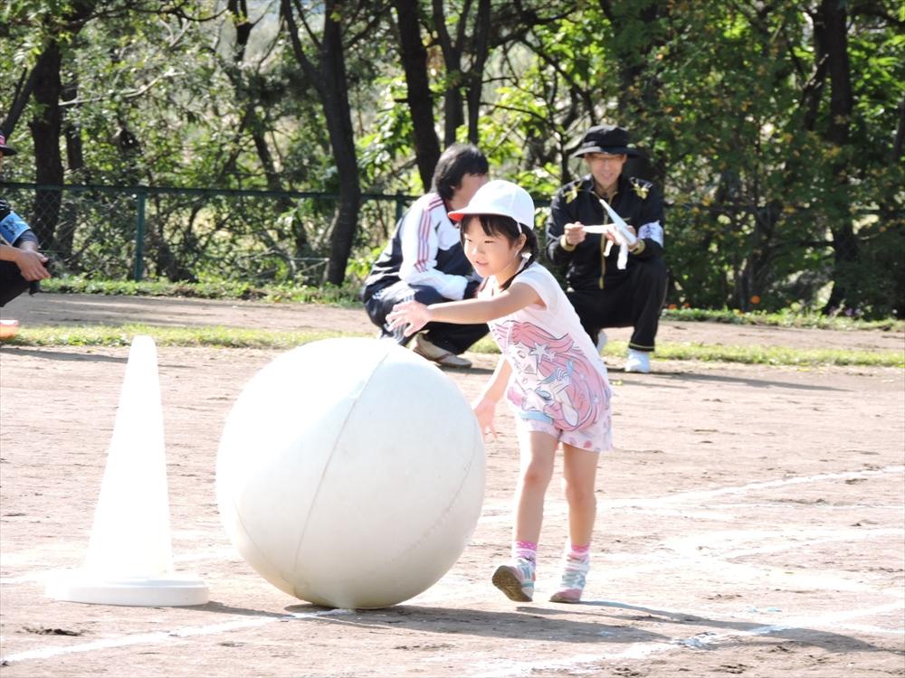 2016北檜山幼稚園運動会2