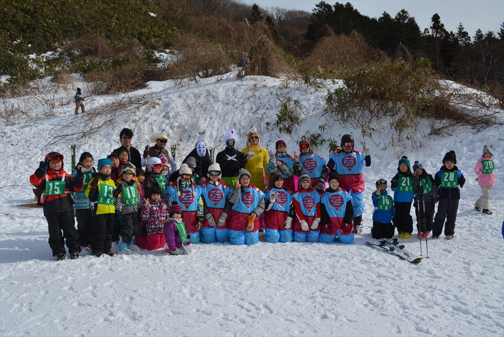 2017大成スキー大会7