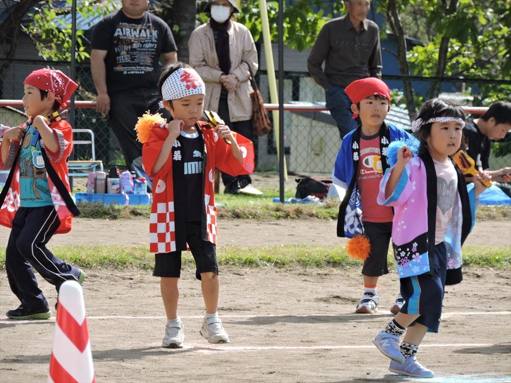 2016北檜山幼稚園運動会5