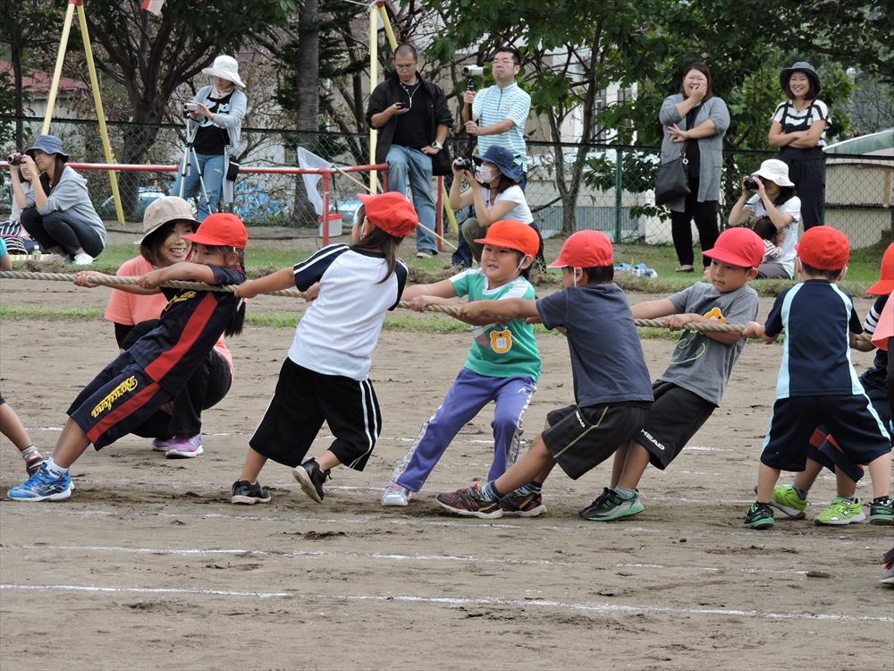 2016北檜山幼稚園運動会3
