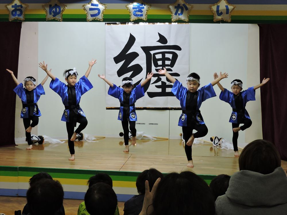 H29北檜山幼稚園お遊戯会02