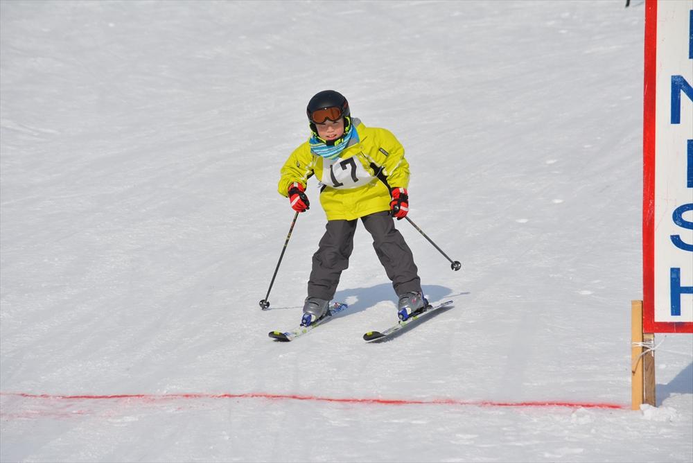 町民スキー大会3